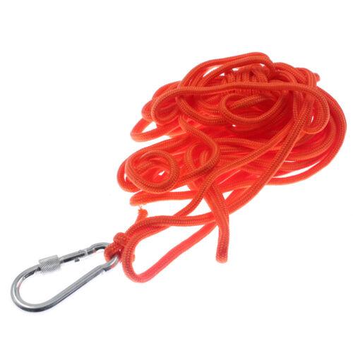 10 Meter Rope For Fishing Treasure Hunting Neodymium Recovery Magnet Tool