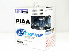 Piaa 4000K 35w=70w XTreme White H8 Halogen Fog Light Bulbs