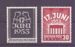 Berlin-1953-Volksaufstand-MiNr-110-111-postfrisch-Michel-50-00-646
