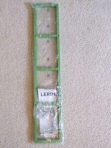 Image Is Loading New Modern Ikea Lerberg Wall Mount Cd Dvd