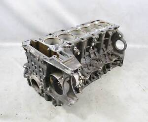 BMW N52B30 N52K 3.0L 6-Cylinder Engine Cylinder Block ...
