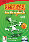 Playway to English Level 3 Activity Book with CD-ROM: Level 3 by Herbert Puchta, Gunter Gerngross (Mixed media product, 2009)