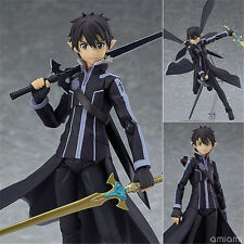 Anime Sword Art Online II Figma 289 Kirito ALO ver Action Figure Kids Toy