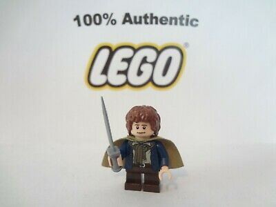 Lego Pippin from Set 9473 Mines of Moria Lord of the Rings Hobbit NEW lor012