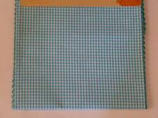 """EASTER Spring 70"""" Table Runner Gingham Checks Green Yellow Aqua Orange UPick NEW"""