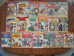 Lot-of-19-DC-100-Page-Comics-Superman-Batman-Justice-League-Avg-Cond-034-VG-034