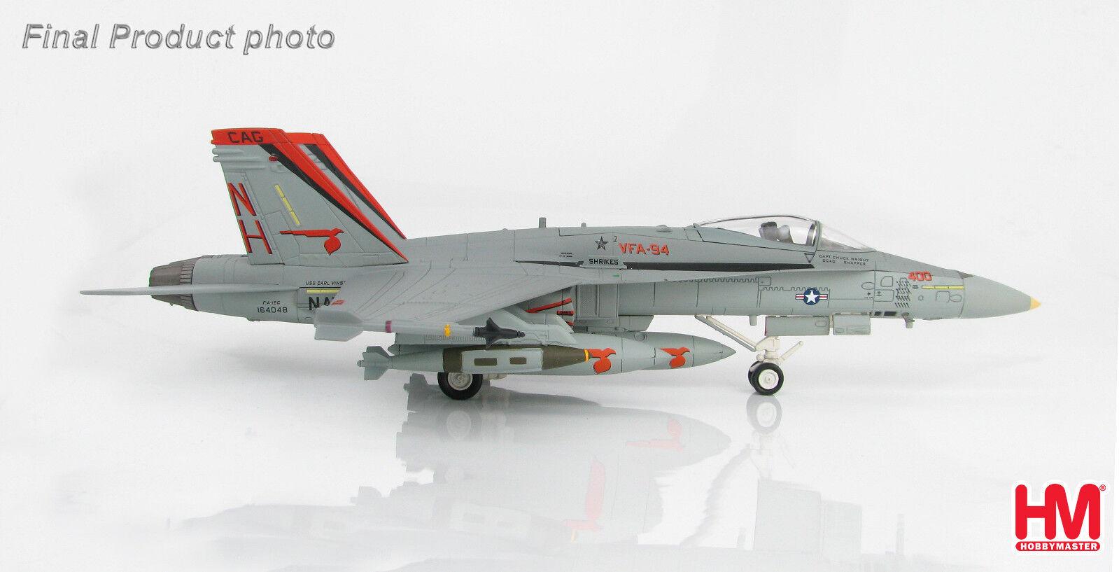 Hobby - meister ha3529, f   a-18c hornet, buno 164048 von vfa-94, us - marine 1 72