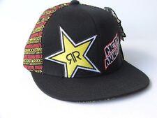 """Metal Mulisha /Rockstar Cap """"Front Face"""" Flexfit Hat L/XL - BNWT"""