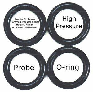 Logun, Raider, Hammerli Pneuma series Probe O-ring (4ea)