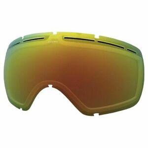 Elektrisch-NEW-Unisex-EG2-5-Replacement-Lens-Brose-Red-Chrome-BNWT