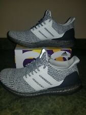 2d9c3fd42 adidas Ultra Boost 4.0 Ltd Cookies and Cream Running White Grey Oreo ...