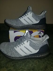 ac63462b0ad39 Adidas Ultra Boost 4.0 Oreo Cookies and Cream size 8.5 White Grey ...