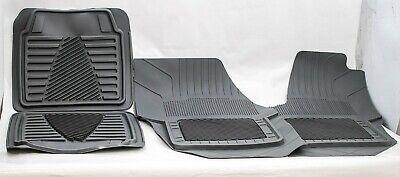 PantsSaver Gray 3908122 Custom Fit Car Mat 4PC