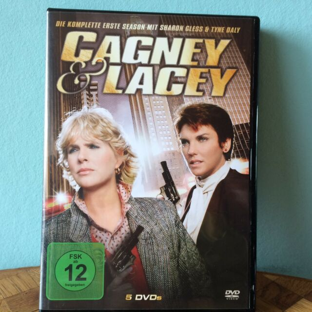Cagney And Lacey  Die komplette erste Season (DVD, 2007, 5-Disc Set, Box Set)