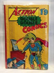 Action-Comics-Double-double-VG-DC-Comics