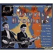 Everly-Brothers-The-Reunion-Concert-CD-Highly-Rated-eBay-Seller-Great-Prices