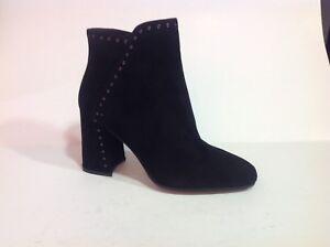 magasin bonne qualité styles de mode Details about chaussure femme bottine Bruno Premi en daim Noir Talon 8,5 cm  pointure 36