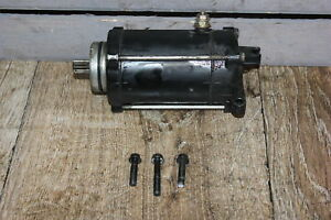 STARTER MOTOR -DC 12V 1987 Honda Interceptor 700 VFR700F2 STARTING 359-12