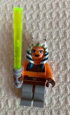 Lego Ahsoka Tano Minifigure sets 7675 7680 7751 8037 8098 Star Wars NEW sw192