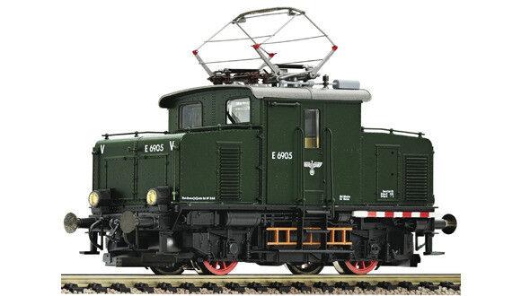 Fleischmann-h0-dc - 430002 E-Lok e69 05 DRB ep2 verde-con interfaccia