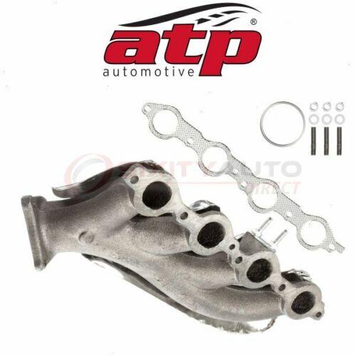 ATP Left Exhaust Manifold for 2001-2006 GMC Sierra 3500 Manifolds  xu