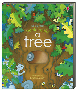 Usborne-Peek-Inside-A-Tree-by-Anna-Milbourne-Board-Book-FREE-shipping-35