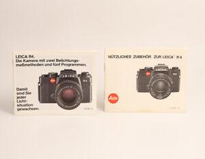 2x-Leica-R4-Prospekte