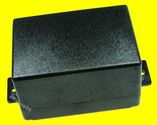 KEMO G024 Universal Platinen-Gehäuse 72 x 50 x 41 mm Schraubgehäuse mit Laschen
