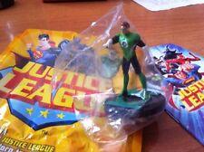 GREEN LANTERN LANTERNA VERDE JUSTICE LEAGUE EDIBAS PVC DC HEROES 2013 SIGILLATO