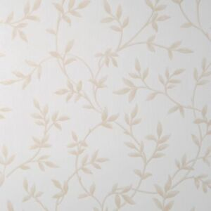 superfresco textured leaf ivory