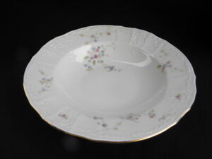 Vint-Boscov-s-European-Collection-China-Petite-Fleur-Pattern-Coupe-Soup-Bowl