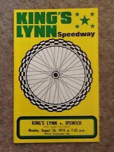 King-039-s-Lynn-V-Ipswich-Speedway-Programme-26-08-74