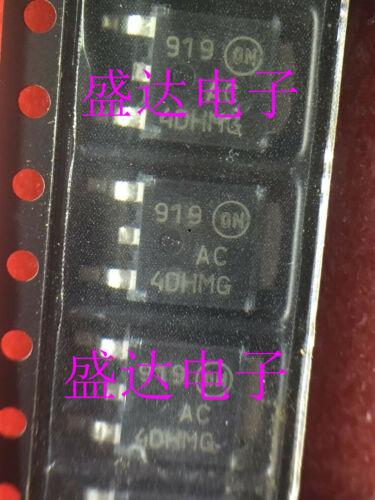 10 x MAC4DHMT4G TRIACS 4.0 AMPERES RMS 600 VOLTS MAC4DHMT4 AC4DHMG AC4DHM TO252
