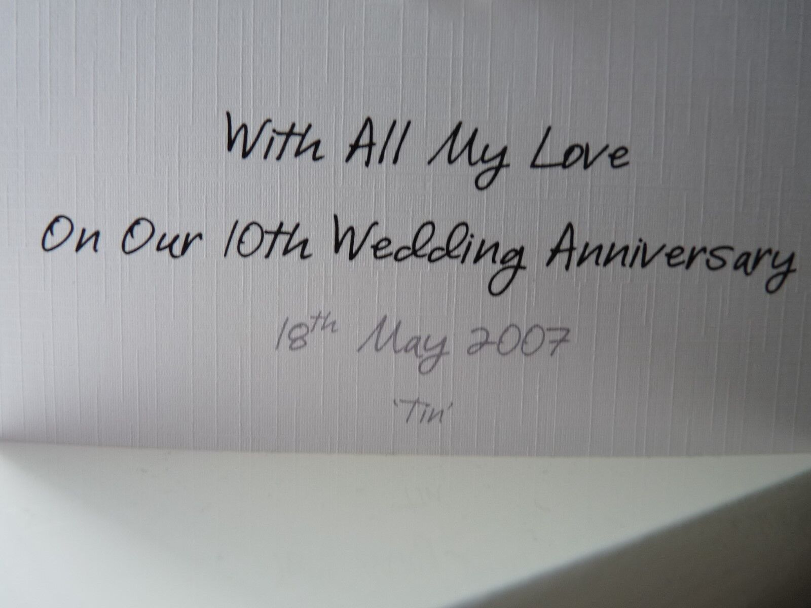 rescontentglobalinflowinflowcomponentcancel Handmade Personalised Tin 10th Wedding Anniversary