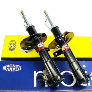 2x Magneti Marelli Gasdruck Stoßdämpfer 1947GL + 1947GR vorne Fiat Panda II 169