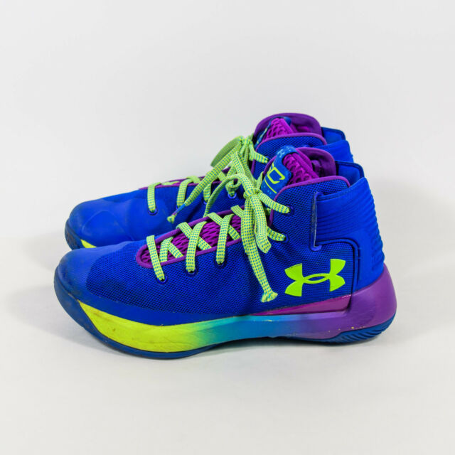 seth curry youth shoes