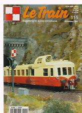 LE TRAIN N° 115 PACIFIC 3-1151 A 3-1170 / GRANDE CEINTURE / DEPOT VAPE ARGENTAN