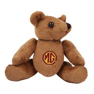 Genuine-MG-Rover-Small-Cuddly-Decorative-Brown-Teddy-Bear-6-034