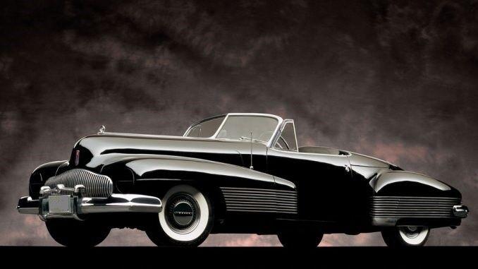 Concept Car Inspirossoby Ford 1 Sport 18 Built 24 Vintage GT 1930 1940 40 Model 12