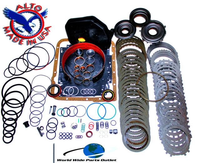 GM 4L60E Transmission Powerpack Rebuild kit 1997-2003 Stage 4
