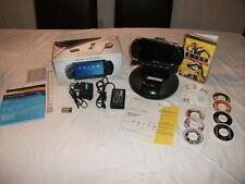 SONY PlayStation Portable PSP m. 2 Spielen&Soundstation
