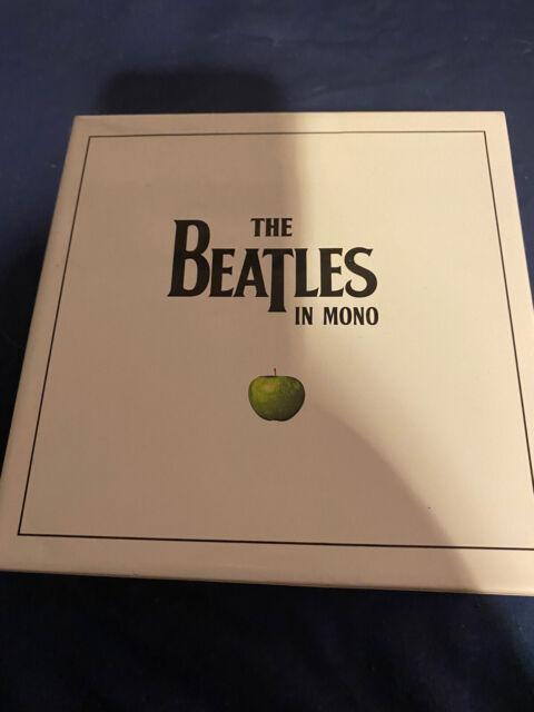 Mono Box Set by The Beatles (CD, Sep-2009, 13 Discs, Capitol)