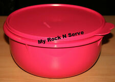 Tupperware Classic,Mixing Bowl 12 Cups  Pink New