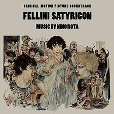 Nino Rota - Fellini Satyricon - O.s.t. [New CD]