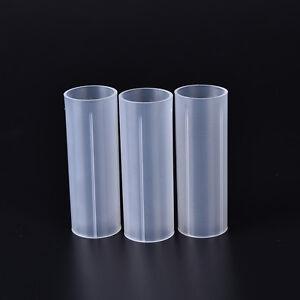 50XFishing Lure Glass Rattles Insert Tube Rattles Shake Attract Fly Tie Tying I2