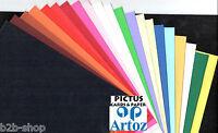 Artoz Pictus - 60 Stück Briefumschlag Din C6 (162x114 Mm)>21 Farben Zur Wahl