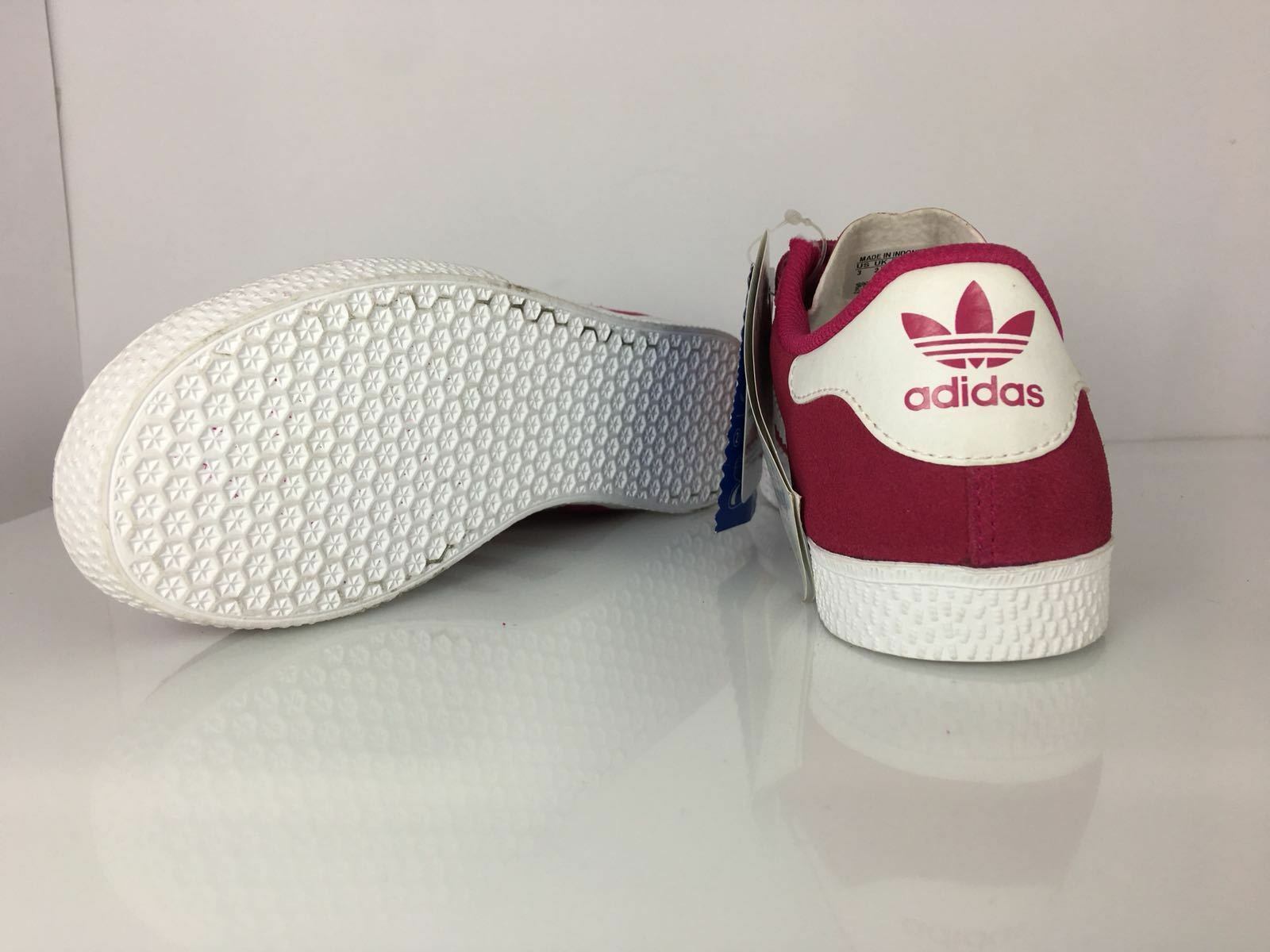 SCARPE N. 35 UK. 2 1/2 CM 21 ADIDAS GAZELLE  ART. BA9326 Sneakers