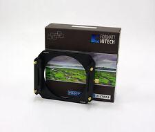 Formatt Hitech FILTRI 100mm IN ALLUMINIO MODULARE Holder. Nuovo di Zecca STOCK