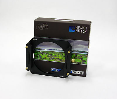 Formatt Hitech Filters 100mm Aluminium Modular Holder.Brand New Stock