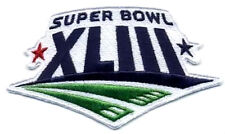 AFC NFL CHAMPION GAME SUPER BOWL XLIII TAMPA BAY SUPERBOWL SB 43 JERSEY PATCH